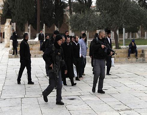 اقتحامات للأقصى والاحتلال يغلق المسجد الإبراهيمي بالخليل