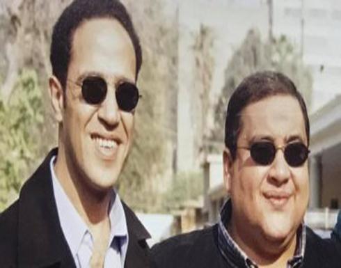 """أشرف عبد الباقى يحيي ذكرى رحيل علاء ولى الدين على """"فيس بوك"""""""