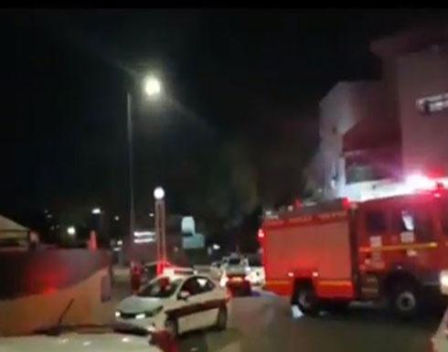 شاهد :  إطلاق صواريخ من غزة  باتجاه جنوب إسرائيل