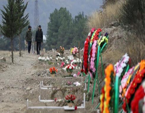 طرفا النزاع في ناغورني كاراباخ تبادلا جثث 200 قتيل حتى الآن