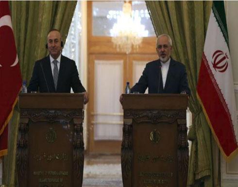 وزير خارجية تركيا بإيران بعد انتقادها عملية عفرين