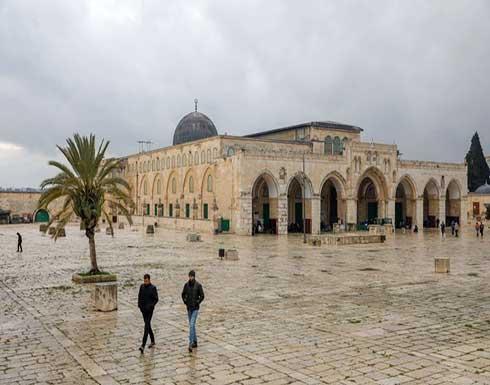 جماعات إسرائيلية متطرفة تحرض على هدم الأقصى (صورة)