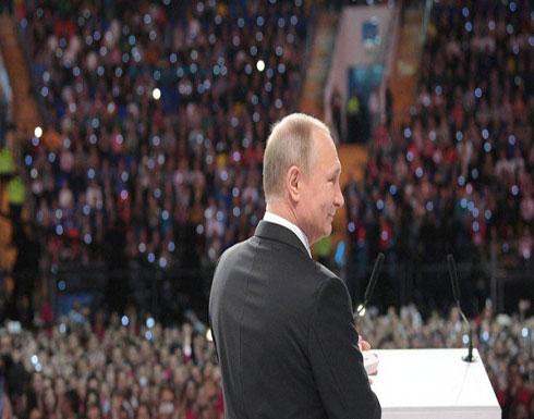بوتين: سأترشح لمنصب رئيس روسيا الاتحادية