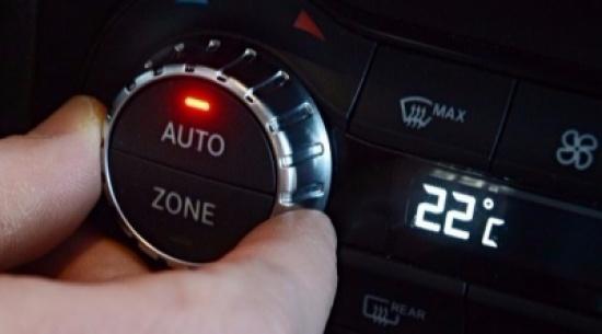 ما هي درجة الحرارة المثالية لمكيف هواء السيارة؟