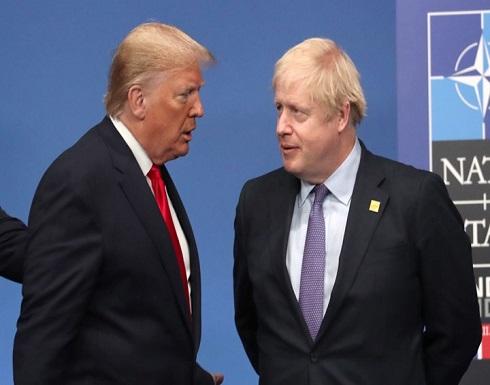 لندن تبدأ مباحثات التوصل لاتفاق تجاري مع واشنطن بعد بريكست