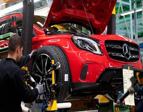 «مرسيدس-بنز» تزود سياراتها بـ «أجهزة تعقب» في المملكة المتحدة