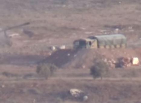 شاهد .. بدء عمليات الجيش التركي في محافظة إدلب السورية