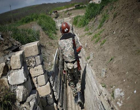 رئيس وزراء أرمينيا يقر بإحراز قوات أذربيجان بعض التقدم في قره باغ
