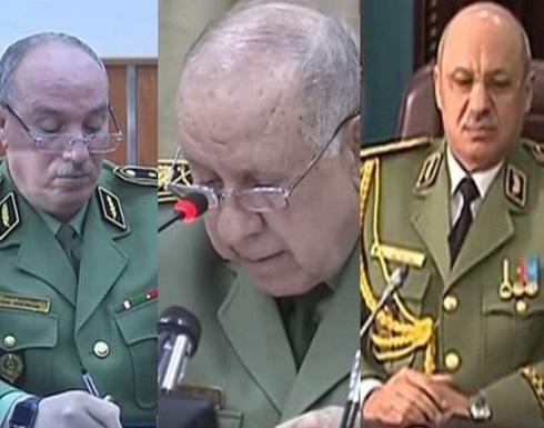 الحكم بالسجن 16 عاماً على مدير المخابرات الداخلية الجزائرية السابق