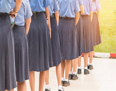 لمساعدة المتحولين جنسيًا.. مدرسة بريطانية تفرض على الصبيان ارتداء التنانير