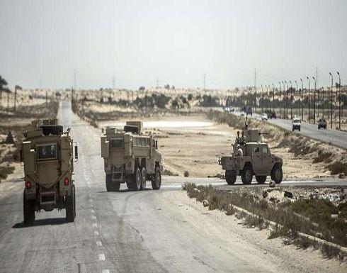 القوات المصرية تقتل قياديا داعشيا في سيناء