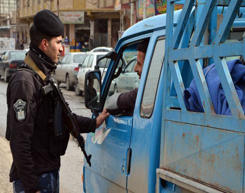 ضبط شحنة أسلحة بالموصل في طريقها إلى عفرين (شاهد)