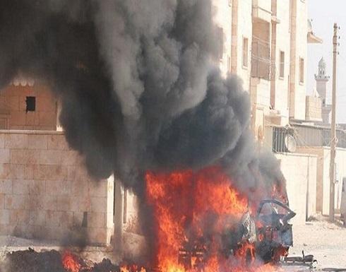 4 قتلى بانفجار في صفوف الفصائل الموالية لتركيا بالرقة السورية