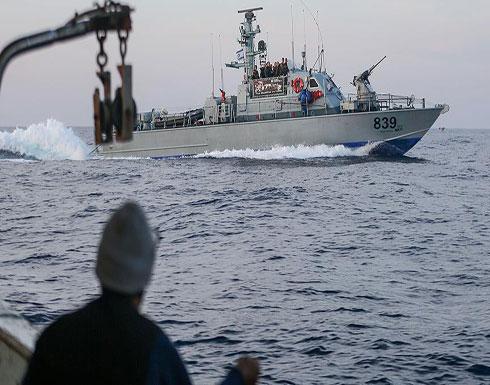 البحرية الإسرائيلية تعتقل 3 صيادين قبالة شواطئ غزة
