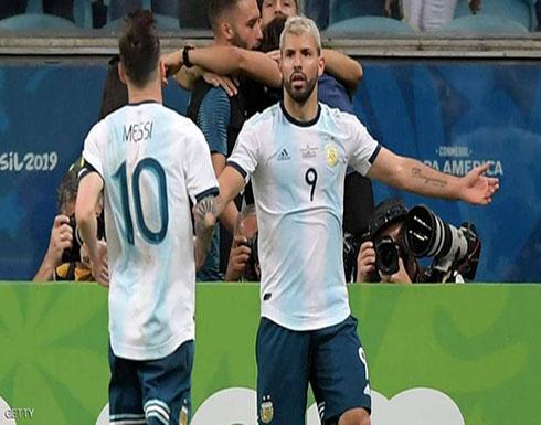ثنائية الأرجنتين تصعد برفاق ميسي.. وقطر تودع كوبا أميركا