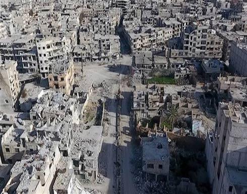النظام السوري يكثف عملياته في الغوطة