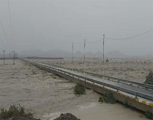 شاهد...  فيضانات غير مسبوقة في جنوب شرقي إيران