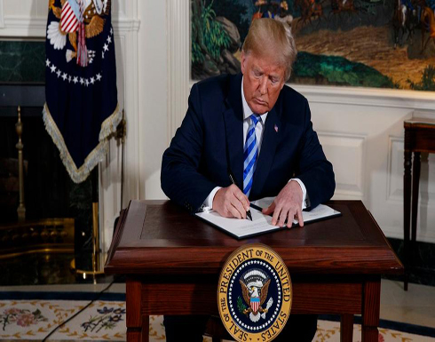 أميركا تحث إنجلترا على التخلي عن دعم اتفاق إيران النووي