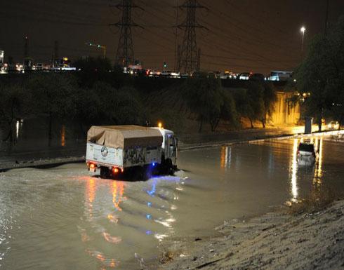 استقالة وزير الأشغال الكويتي بعد أضرار السيول