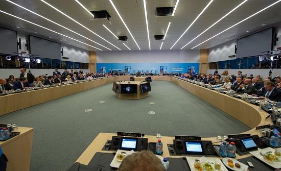 الصفدي في اجتماع الناتو : لا بد من وضع حد للمعاناة والدمار والقتل في سوريا
