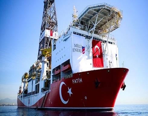 """سفينة """"الفاتح"""" التركية تعود للتنقيب في البحر الأسود"""