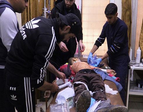 النظام السوري يقتل 5 مدنيين في هجوم على إدلب (شاهد)