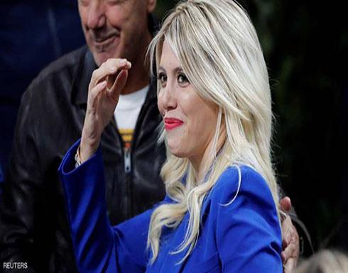 """زوجة إيكاردي """"المثيرة للجدل"""" تهاجم رونالدو"""