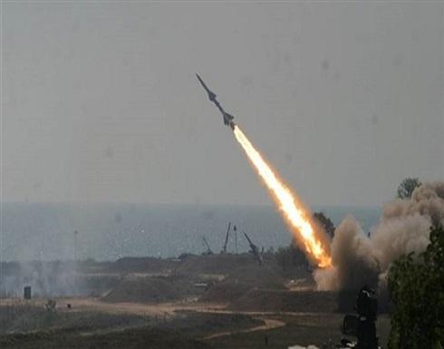 شاهد : استهداف جديد للمنطقة الخضراء بصاروخ كاتيوشا في العراق