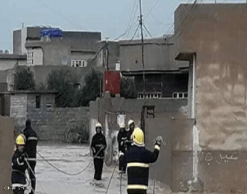 الفيضانات تجتاح الموصل.. سقوط ضحايا ودعوات لإعلان الطوارئ(فيديو)