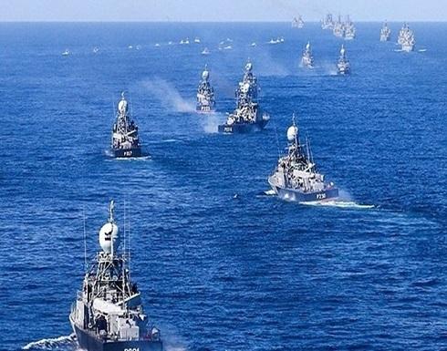 إيران تستعرض.. مناورات لألف قطعة بحرية بمياه الخليج