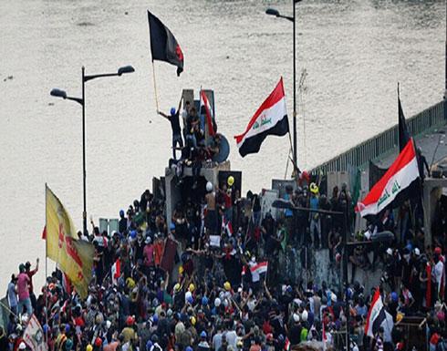 اتفاق سياسي لإنهاء الاحتجاجات في العراق برعاية قاسم سليماني