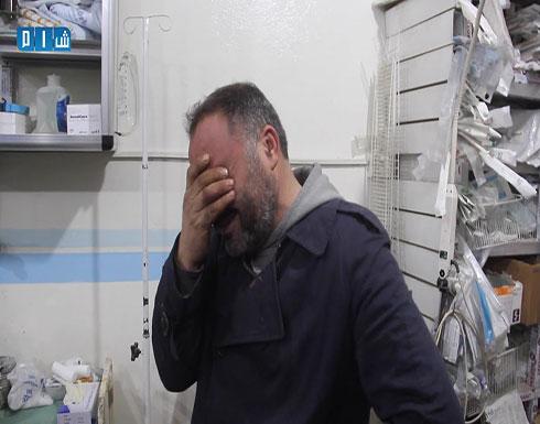 شاهد : سرمين تستقبل العام الجديد بمجزرة ضحيتها تلاميذ ومعلمتهم