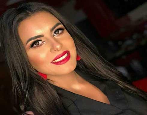 ممثلة مصرية مشهورة تنجو من الموت .. صور