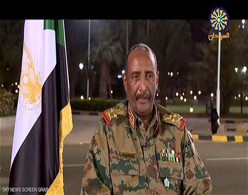 شاهد : رئيس المجلس العسكري عبدالفتاح البرهان يتحدث عن تطورات المشهد السياسي في السودان