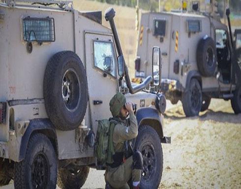 الاعلام العبري:إطلاق نار على مركبة هندسية للجيش الإسرائيلي شمال غزة