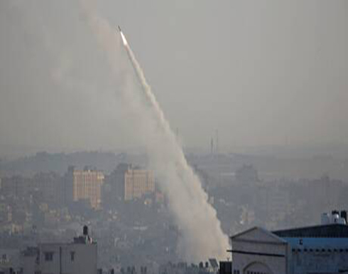 الجيش الإسرائيلي يقصف مواقع في غزة بعد إطلاق صاروخ من القطاع