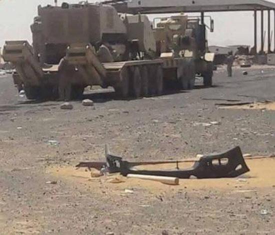 الجيش الوطني اليمني يسيطر على مطار البقع بصعدة
