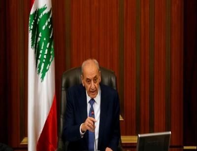 رئيس مجلس النواب اللبناني، نبيه بري