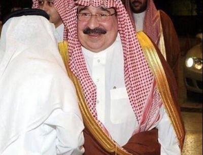الأمير طلال بن سعود بن عبدالعزيز