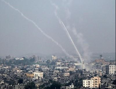 قصف المقاومة لغلاف غزة