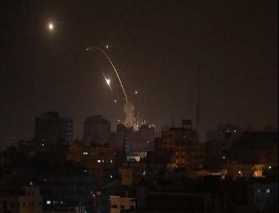 إطلاق 3 صواريخ من غزة