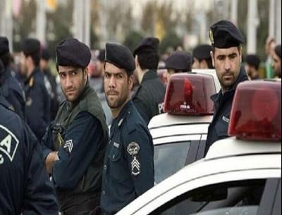 عناصر من الأمن الإيراني - أرشيف