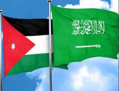 العلمان الاردني والسعودي