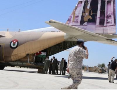 طائرة لاخلاء اردنيين من لبنان بعد الانفجار