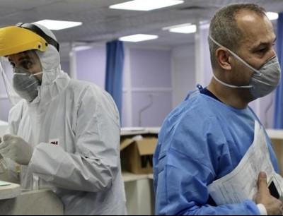 طبيب في قسم العزل الصحي بـ مستشفى البشير بالاردن