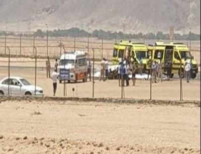 الصورة الأولى للحادث
