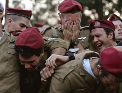 Image result for بكاء جنود اسرائيل لبنان