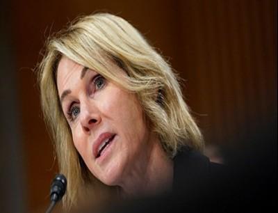 المندوبة الأمريكية الدائمة لدي الأمم المتحدة السفيرة كيلي كرافت
