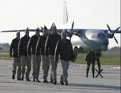 """ذكرت """"سانا"""" أن الدفاعات الجوية تعاملت مع هذه الطائرات وتمكنت من تدميرها في محيط مدينة جبلة"""