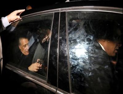 لحظة خروج نبيل القروي من السجن